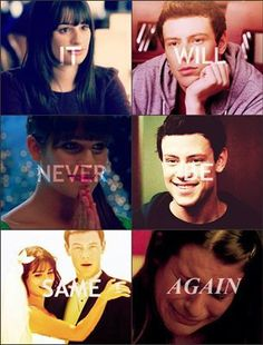 Rest In Peace Cory Monteith.