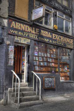 book store heaven.