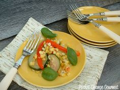 Grilled Vegetable Me