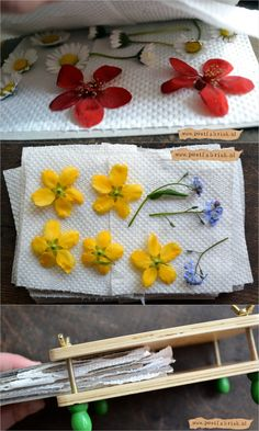 Diy Resin Art, Resin Crafts, Christmas Tree Painting, Pressed Flower Art, Diy Art Projects, Idee Diy, How To Preserve Flowers, Nature Crafts, Handmade Decorations