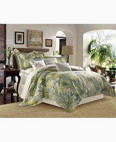 Tommy Bahama Home Cuba Cabana King Comforter Set - $299.99