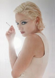 Madonna - 'Bedtime Stories' Album Promo shoot