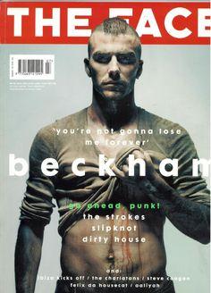 David Beckham - The Face Magazine [United Kingdom] (July 2001)