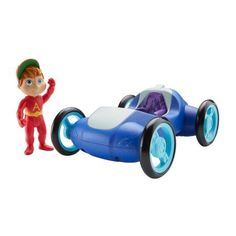 Alvin and the Chipmunks Alvin's Supermunk Mobile