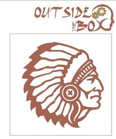 43effc98 17 Best indian mascots images | Clip art, Cowboys, indians, American ...
