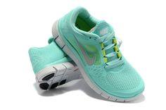 Nike Free Run 3 Tropical Twist Silver Pure Platinum Volt