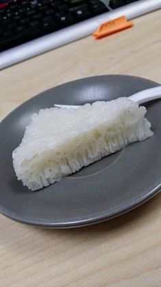 Learn what are Chinese Food Treat - Cooking Chinese Foods - Filipino desserts Steamed Sponge Cake Recipe, Steamed Rice Cake, Rice Cake Recipes, Rice Cakes, Dessert Recipes, Asian Snacks, Asian Desserts, Chinese Desserts, Chinese Recipes