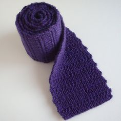 Free Pattern: Lazy River Scarf by ShellyMN