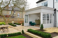1930's Villa | Alberts House | Design. Create. Build House Extension Plans, House Extension Design, House Design, Garden Room Extensions, House Extensions, 1930s House Renovation, Kitchen Diner Extension, Patio Enclosures, Kitchen Styling