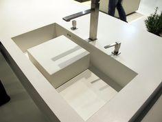 #Minimal countertop #design #kitchen