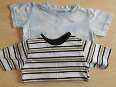 2 x Dětské tričko  z bazaru