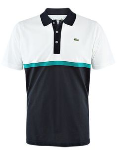 Lacoste Men's Fall Roddick Colorblock Polo