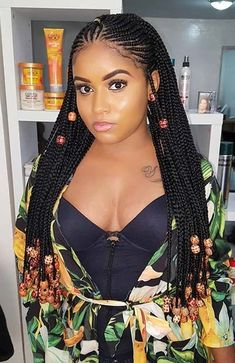 Long Fulani Braids with Beads hairstyles blackhair 68 Best Black Braided Hairstyles to Copy in 2019 Box Braids Hairstyles, Prom Hairstyles For Long Hair, My Hairstyle, African Hairstyles, Black Hairstyles, Goddess Hairstyles, Hairstyles 2018, Teenage Hairstyles, Fashion Hairstyles