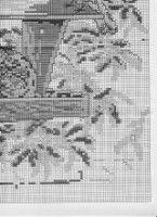 ru / elypetrova - The album Cross Stitch Cow, Cross Stitch Numbers, Cross Stitch Cards, Cross Stitch Animals, Cross Stitch Flowers, Bird Crafts, Diy And Crafts, Barnyard Animals, Hens And Chicks