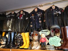 Lewis Leathers London Store