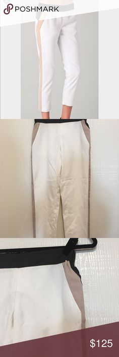 Cut25 by Yigal Azrouel cropped trouser Cut25 by Yigal Azrouel cropped trouser Pants Ankle & Cropped