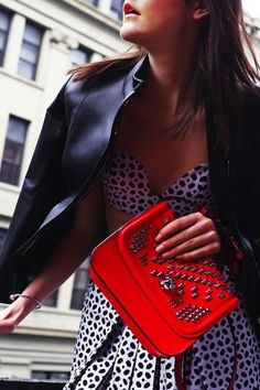 bright bag for spring!