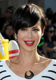@catherine gruntman Bell red carpet Catherine Bell