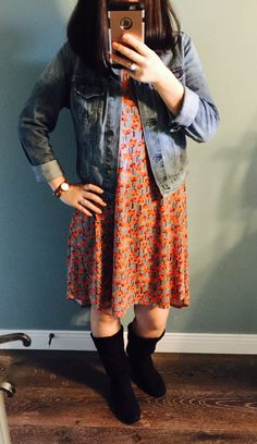 I love Carly's in the Spring time! Shop amazing LuLaRoe inventory like this here - https://m.facebook.com/groups/526330867537841