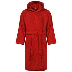 Egyptian Hooded Red Bath Robes Men/Women – Linen and Bedding Fitted Bed Sheets, Linen Sheets, Bed Sets For Sale, Online Bedding Stores, Bedding Websites, Black Bed Linen, Terry Towel, Linen Store, Discount Bedding