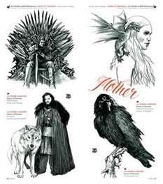 game of thrones tattoo - Yahoo Image Search Results