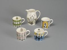 Mug | Ravilious, Eric | V&A Search the Collections