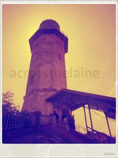 Cape Bojeador Lighthouse in Burgos Ilocos Norte, Philippines