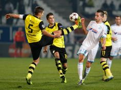 Olympique Marseille vs Borussia Dortmund