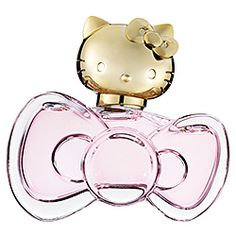 Hello Kitty Big Pink Bow Fragrance | The Beauty Edge #SephoraHelloKitty