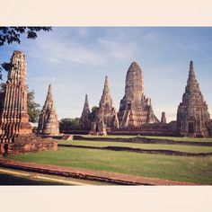 #WatChaiwattanaram #Ayutthaya #Thailand