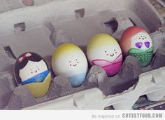 Disney Princess Eggs