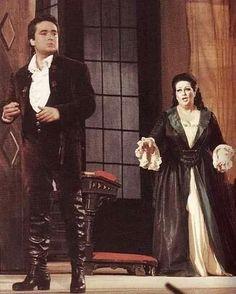 Josep Carreras & Montserrat Caballe;'La forza del destino',La Scala,1978