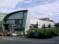 Helsinki Kiasma - Kiasma - Vikipeedia, vaba entsüklopeedia