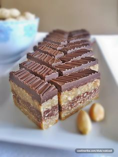 Kikiriki bajadera - Okus je predivan a i jako fino izgleda! ~ Recepti i Ideje Bakery Recipes, Cookie Recipes, Kolaci I Torte, Torte Cake, Milk Cake, Sweet Cakes, Homemade Cakes, Desert Recipes, Christmas Desserts