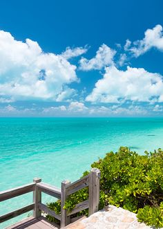 Enchanting private beach in Turks and Caicos.