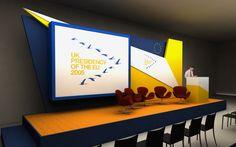conference set design - Google Search