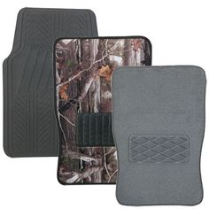 Assorted 4-Piece Auto Floormats at Big Lots. (Mike)