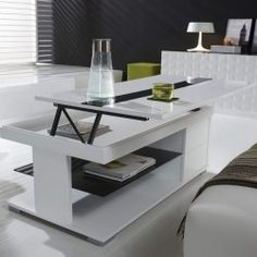 table basse relevable yoyo pas cher