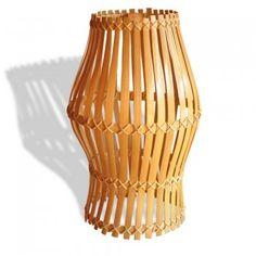 Hanging Stripes Lamp from KraftInn