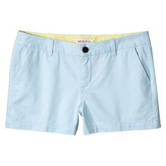 """they sell Chino shorts at target!?! only 20$ Merona® Women's Chino 3"""" Short - Assorted Colors"""