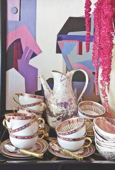 #Lavender | #Gild&Garb | #McCoryInteriors | #MI