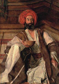 http://hayabaks.tumblr.com/post/29516848014/an-arab-of-the-desert-of-sinai-by-john-frederick