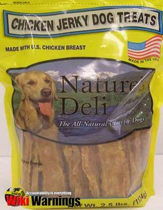 Photo Kasel Associated Industries Recalls Nature S Deli En Y Dog Treats Because Of Possible Salmonella Health Risk