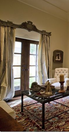 The Window treatments