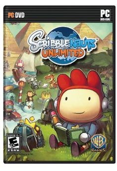 Scribblenauts Unlimited brings the best-selling, award-winning franchise to new Nintendo game consoles with more expansive gameplay - setting no limits on how the player uses his or her imagination within the game. Created and developed by 5TH Cell, players use their Nintendo 3DS to venture into a wide-open world featuring gorgeous 3D elements where the most powerful tool is your imagination.