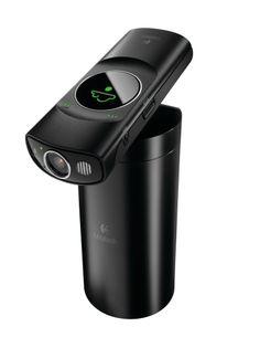 Logitech Broadcaster Wi-Fi Webcam, una cámara inalámbrica para gente creativa http://www.xataka.com/p/97379