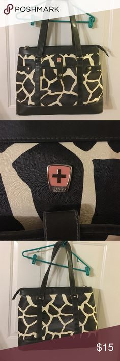 SWISS MOBILITY purse 👛 SWISS MOBILITY purse 👛.                                   A little wear & tear at the bottom of the bag 😩 everything else perfect condition 🎉🎉 Bags Shoulder Bags