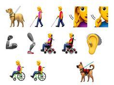Apple Engelli Bireyleri Temsil Eden 13 Emojiyi Kullanıma Sundu #BrandingTürkiye #BütünleşikPazarlama #Haberler #Apple #Emoji #iPhone #Android #iOS #UnicodeKonsorsiyumu