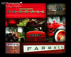 Farmall Tractors Christmas Card Ideas family pictures rustic western