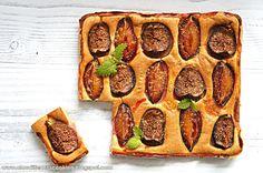 Clauditte Miss Cooking: Bezglutenowe ciasto drożdżowe z figami i śliwkami